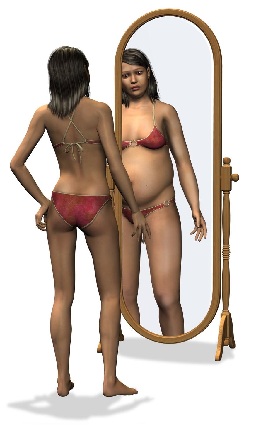 girl looking in mirror tattoo   viewing gallery