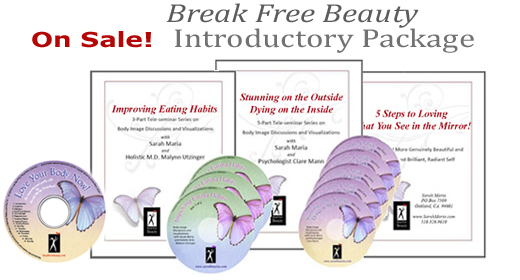 Break Free Beauty Introductory Package