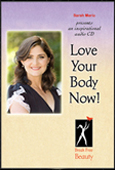 Sarah Maria's Love Your Body Now! CD