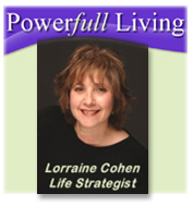 Powerfull Living with Lorraine Cohen